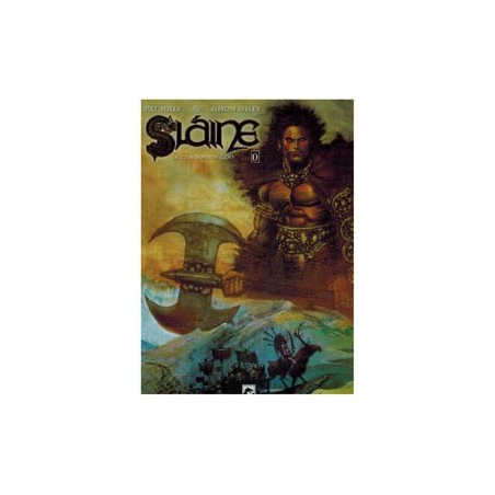Slaine 00 HC<br>De gehoornde god<br>Integrale versie