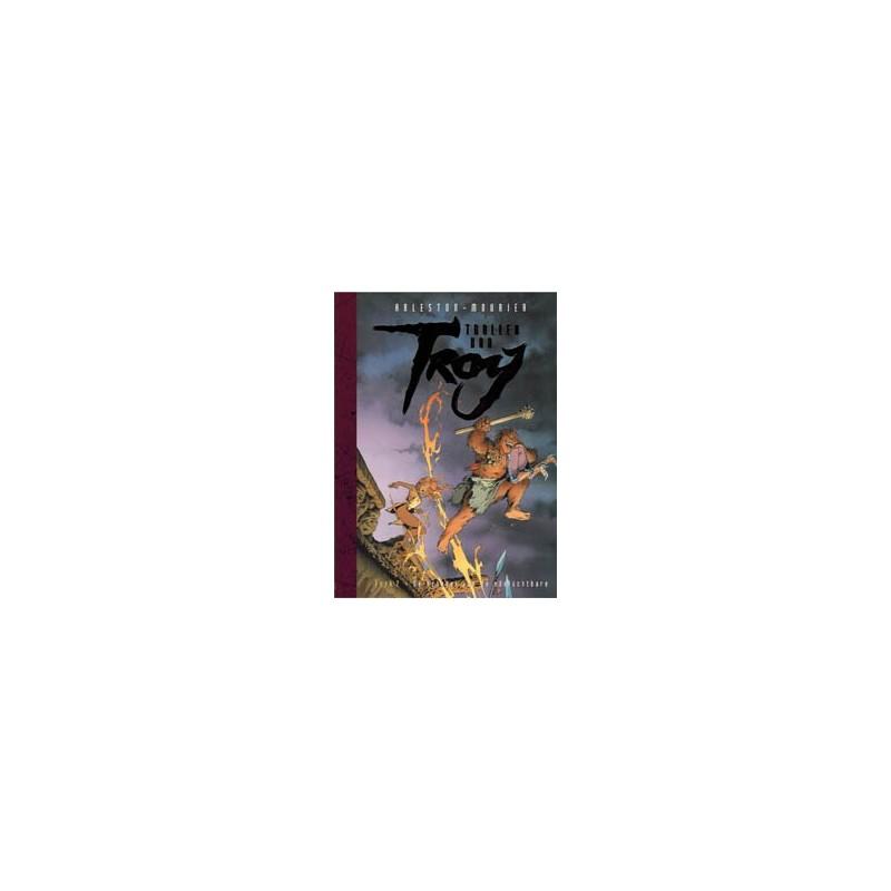 Lanfeust  Trollen van Troy 02 De schedel van de edelachtbare