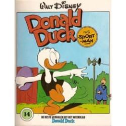 Donald Duck beste verhalen 014 Als sportman 1e druk 1979