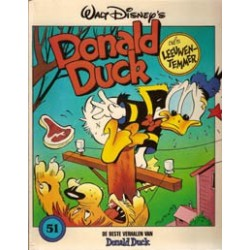 Donald Duck beste verhalen 051 Als leeuwentemmer 1e druk