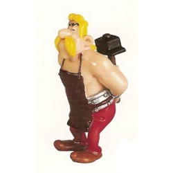 Asterix poppetjes<br>Hoefnix de smid