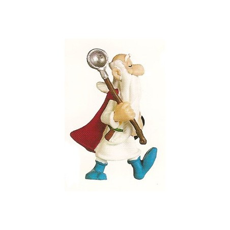 Asterix  poppetje Panoramix de druide