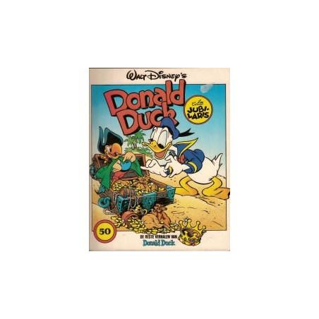Donald Duck beste verhalen 050% Als jubilaris herdruk