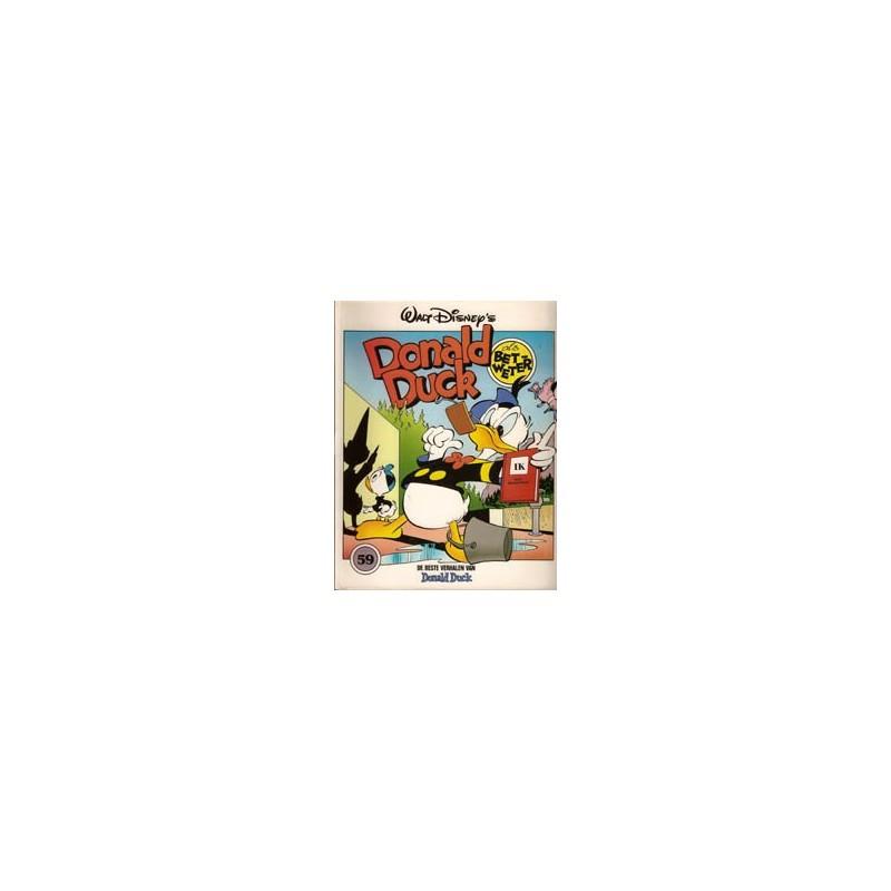 Donald Duck  beste verhalen 059 Als betweter