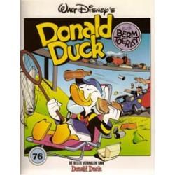 Donald Duck beste verhalen 076 Als bermtoerist