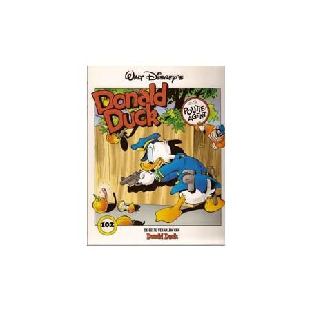 Donald Duck  beste verhalen 102 Als politieagent