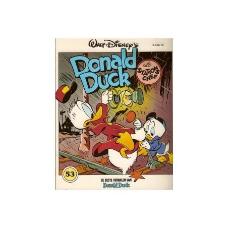 Donald Duck beste verhalen 053 Als stationschef 1e druk