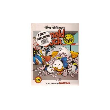 Donald Duck beste verhalen 125<br>Als snoeper