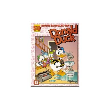 Donald Duck  50-reeks 15 Domme blunders van Donald Duck