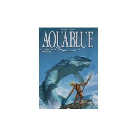 Aquablue  12 Terug naar de bron