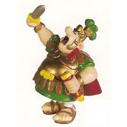 Asterix poppetjes<br>Centurion een romeinse honderdman