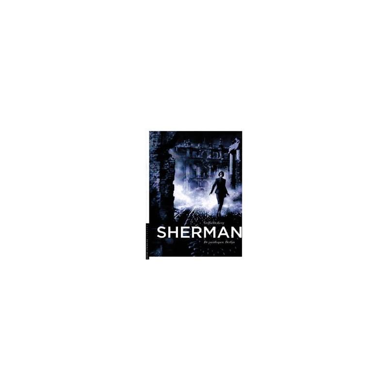 Sherman 05 De puinhopen, Berlijn