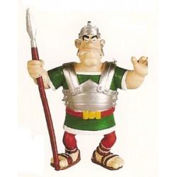 Asterix poppetjes<br>Legionair een romeinse soldaat