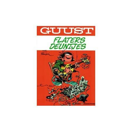 Guust Flater thema-album 05 Flaters deuntjes 1e druk 2012