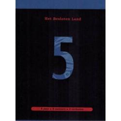 Besloten land 5<br>5 jaar, 5 auteurs, 5 verhalen
