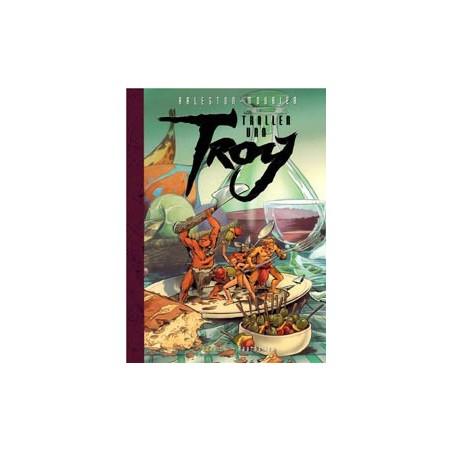 Lanfeust  Trollen van Troy 15 Haarballen