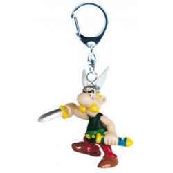 Asterix poppetjes<br>Asterix mini sleutelhanger