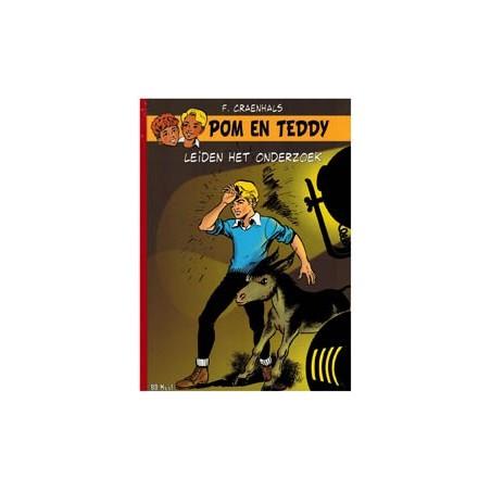 Pom & Teddy  set HC deel 1 t/m 10 met certificaat
