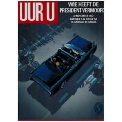 Uur U 05 HC<br>Wie heeft de president vermoord?