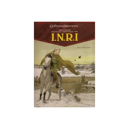 Inri 04 - Wederopstanding HC