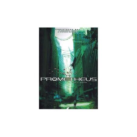 Prometheus 04 Mantiek