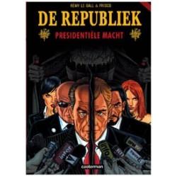 Republiek 04<br>Presidentiele macht