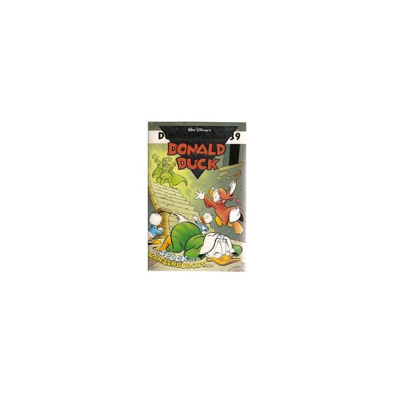 Donald Duck  Dubbel pocket 39 Het spook van de Ganzenburcht