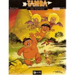 Tamba set<br>Deel 1 t/m 4<br>1e drukken 1988-1990