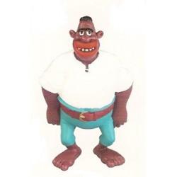 Asterix poppetjes<br>Baba de piraat