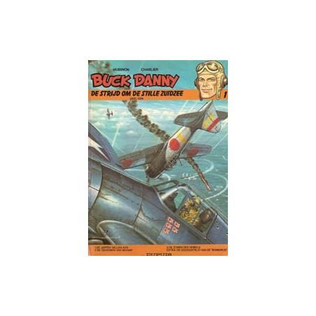Buck Danny Speciaal 01 HC De strijd om de Stille Zuidzee herdruk