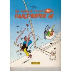 Familie Doorzon HC 10 Daalt verder af 1e druk 1987