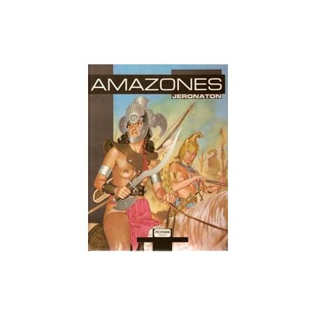 Jeronaton Amazones HC 1e druk 1984