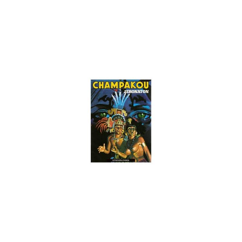 Jeronaton Champakou HC% 1e druk 1980