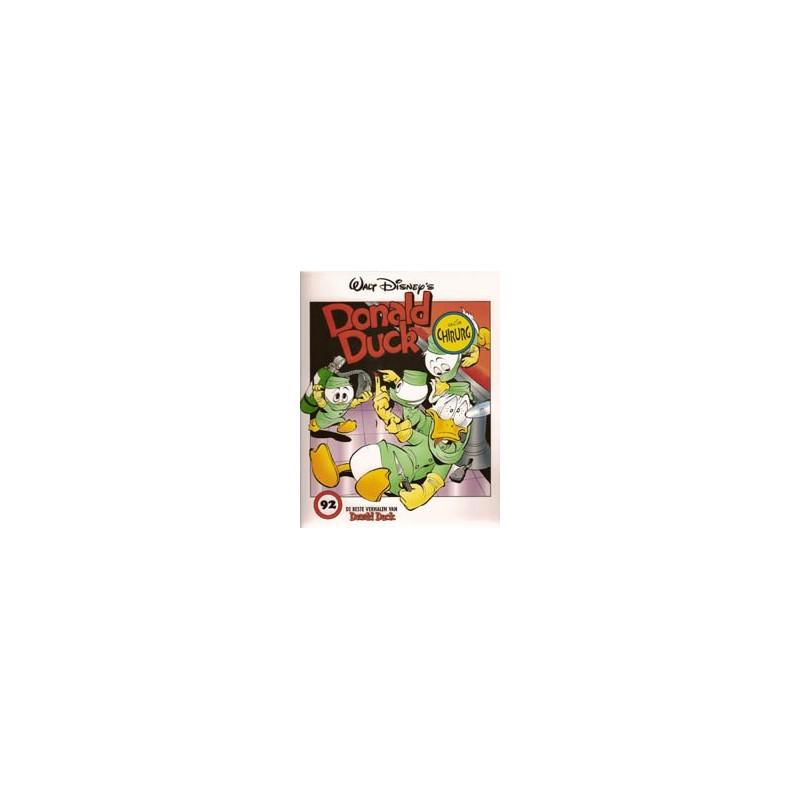 Donald Duck beste verhalen 092 Als chirurg