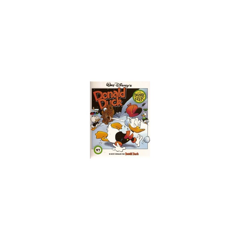 Donald Duck  beste verhalen 097 Als ongelikte beer