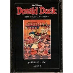 Donald Duck Jaargang 1954 set van 2 delen HC