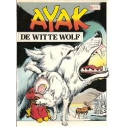 Ayak 01 De witte wolf 1e druk 1981