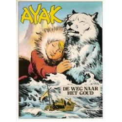 Ayak 02 De weg naar het goud 1e druk 1982