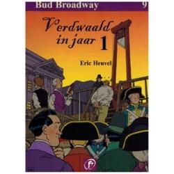 Bud Broadway 09 Verdwaald in jaar 1