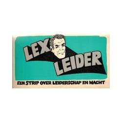 Lohmann Lex Leider 01 Een strip over leiderschap en macht
