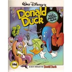 Donald Duck beste verhalen 104 Als zeemeerman 1e druk 2000