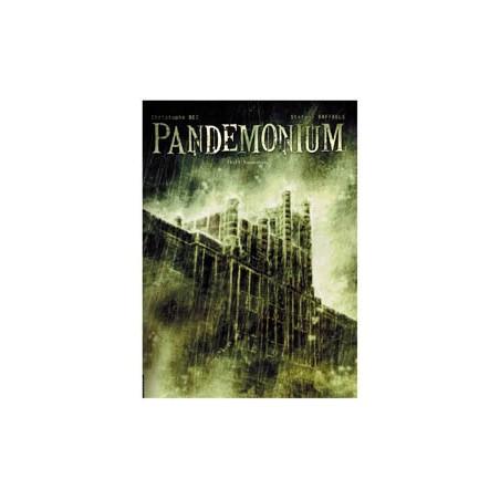 Pandemonium set HC<br>deel 1 t/m 3