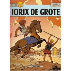 Alex<br>10 - Iorix de Grote<br>herdruk 1974 met schutbladen