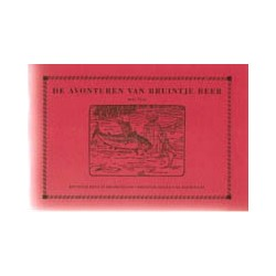 Bruintje Beer S02 In Dromenland/De Zeerovers herdruk 2000