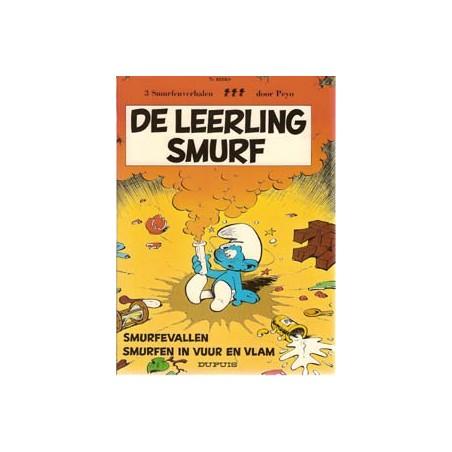 Smurfen 07% De leerling smurf herdruk 1977
