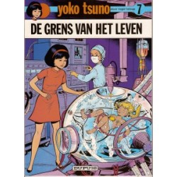Yoko Tsuno<br>07 - De grens van het leven<br>herdruk