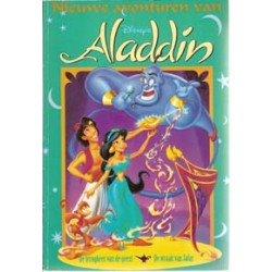 Aladdin 01<br>De terugkeer van de geest/De wraak van Jafar