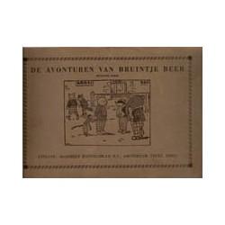 Bruintje Beer AH07 Beppo, de aap 1e druk 1970