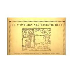 Bruintje Beer AH08 Prins Humtie-Dumptie 1e druk 1971