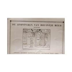 Bruintje Beer AH10 Raakt zoek 1e druk 1971